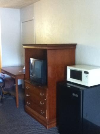 Super 8 Atlanta Airport West: tv, etc