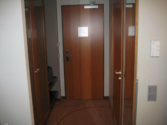 Best Western Premier IB Hotel Friedberger Warte: Eingang