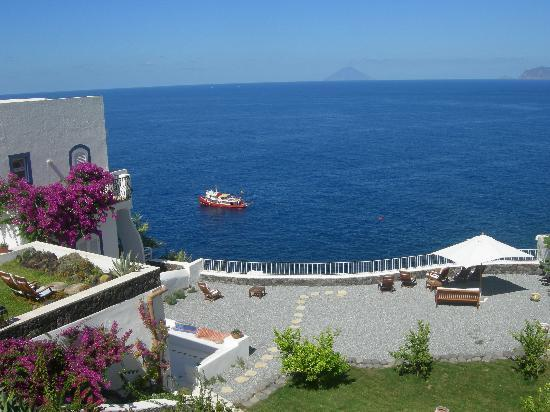 Photo of Hotel Punta Scario Malfa