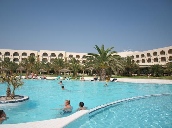 IBEROSTAR Averroes: Piscina