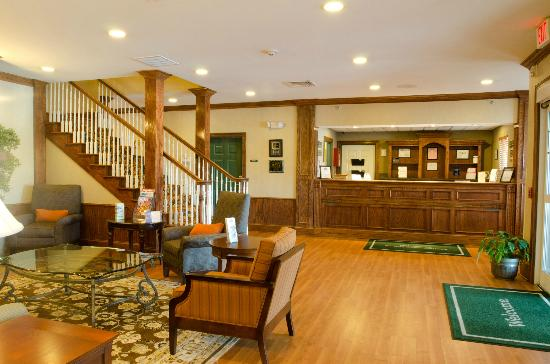 Country Inn & Suites By Carlson, Chattanooga North at Highway 153: Lobby