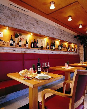 Hotel Montana: Niki´s Weinbar