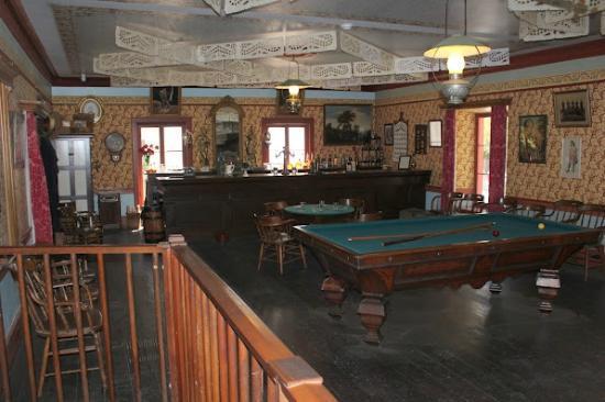 San Juan Bautista State Historic Park Plaza Hotel Bar