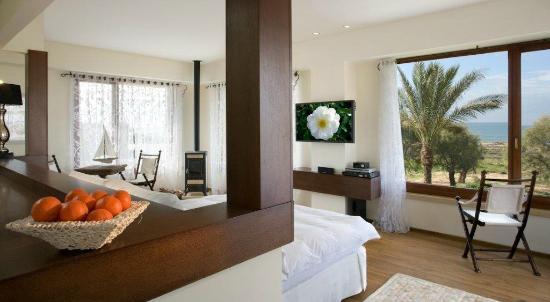 Moshav Liman Estate: main suite