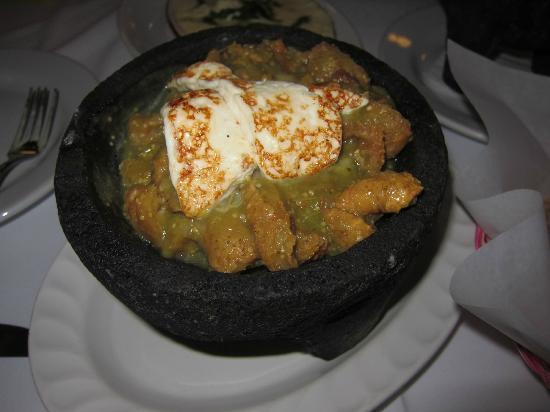 Sabor a Mi: Chicharrones en Salsa Verde