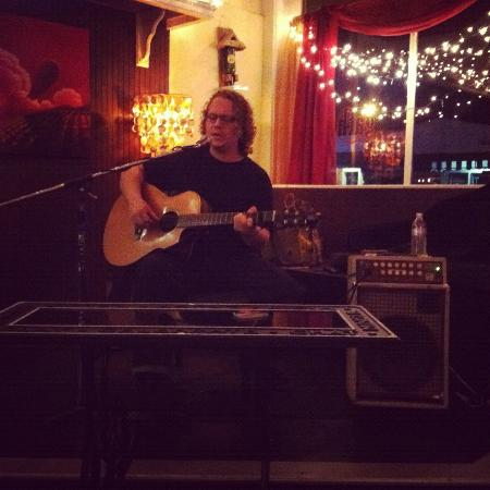 Gather Wine Bar : Live Music Saturday Nights
