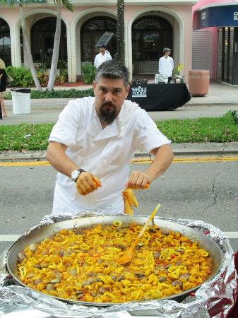 Candela: las olas wine and food festival 2012