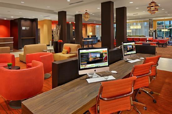 Business Center - Courtyard Miami Homestead