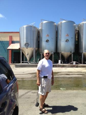 Florida Beer Company: Ask about beer making!