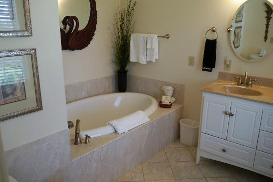 Rosemont Manor: Very nice bathroom