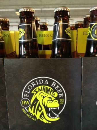 Florida Beer Company: Look at this one!