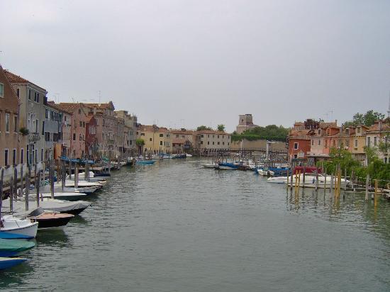 Locanda Sant'Anna : View of rear of hotel