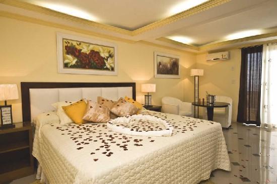 Hotel & Pousada Laje de Itauna: Suíte Máster 01