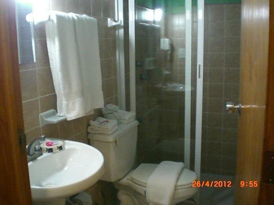 Las Americas: Baño