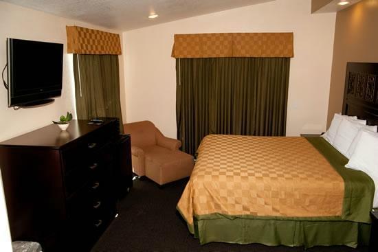Motel Mediteran: King Jacuzzi Suite