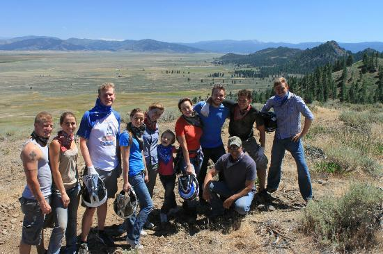 Explore! Sierra Touring Company, LLC : In the Mountains