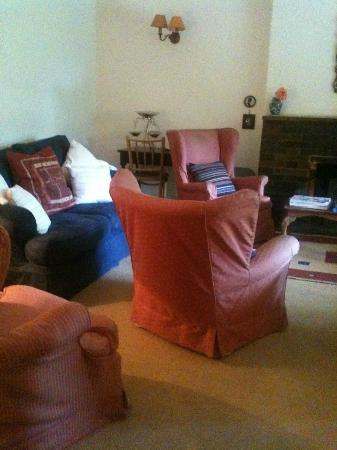 Ty Mawr Hotel: One of the relaxation rooms...