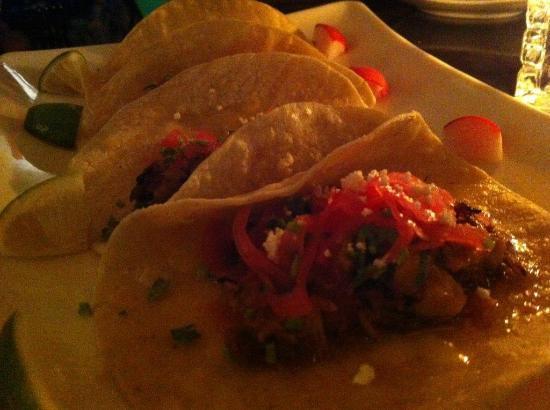 Maya: tacos