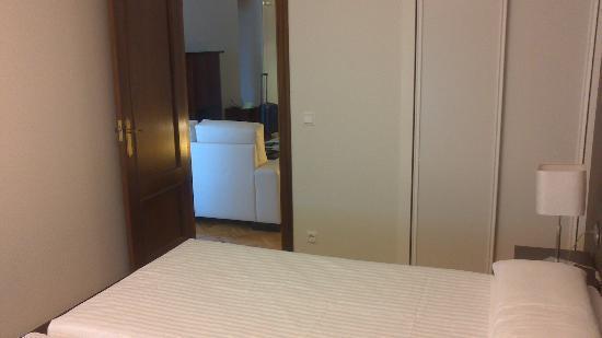 Sercotel Apartaments Mendebaldea: Otra de la habitación 1