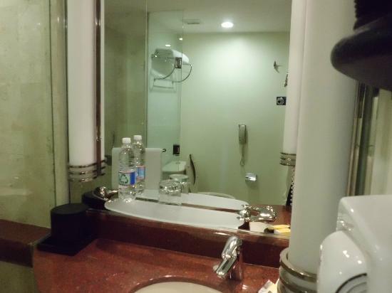 Hyatt Regency Villahermosa: Baño