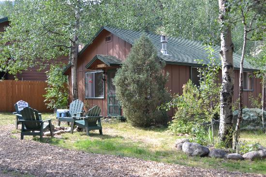 View of Cabin @ River Spruce