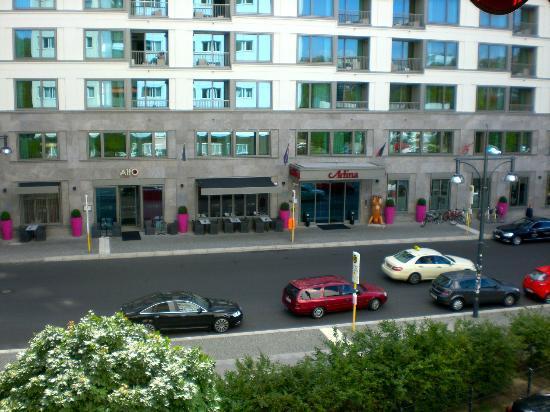 Apartments on Alexanderplatz