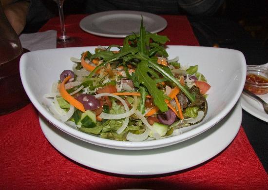 Pomodoro: Greek Salad