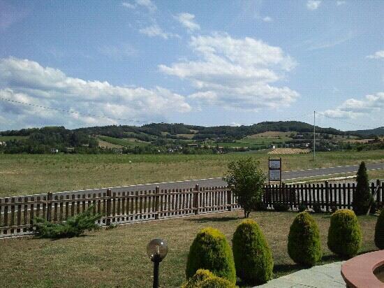 Agriturismo Miranti Azienda Agricola : veduta da veranda