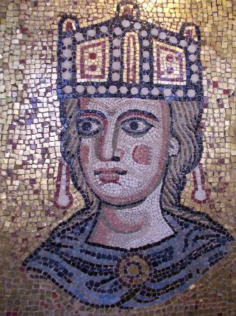 Museo di Scultura Antica Giovanni Barracco : museo barracco - mosaico