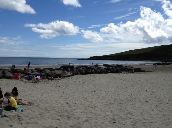 Rosalithir Bed & Breakfast : Nearby beach in Rosscarbery