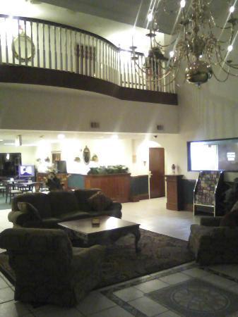 Best Western Mcdonough Inn & Suites : Best Western lobby