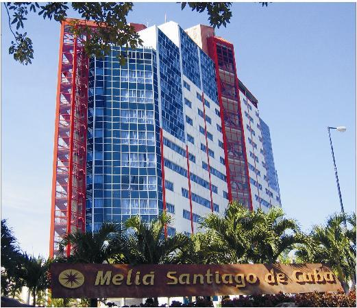 Melia Hotel Santiago De Cuba