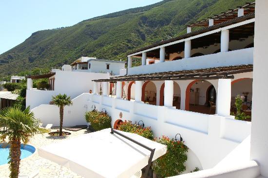 Hotel Principe di Salina: das Hotel