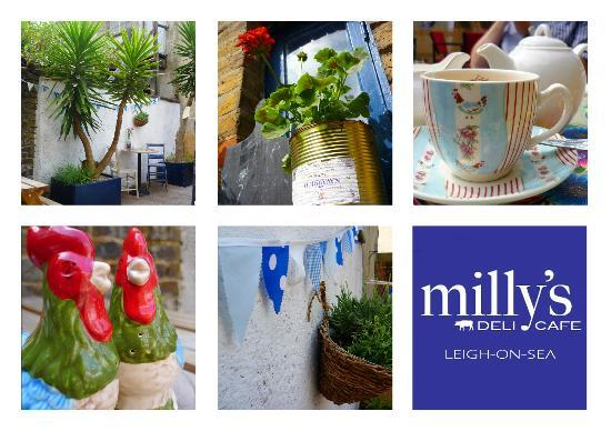 Millys: Milly's Deli