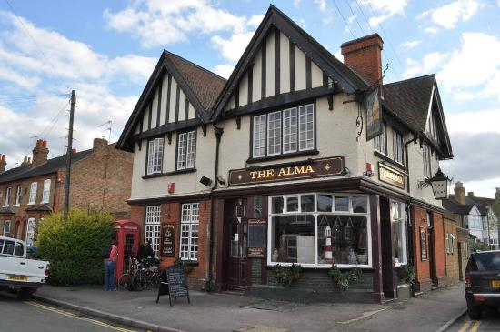 The Alma: Springfield Road, Windsor