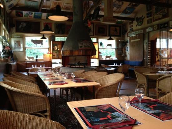 Restaurant de la galerie de tourgeville restaurant avis for Restaurant ville lasalle