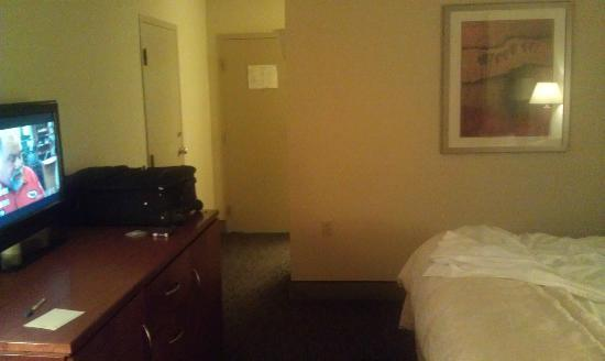 Holiday Inn Tampa Westshore: Room