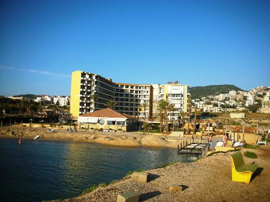 "Sawary Resort & Hotel: View of ""Sawary"" resort from far"