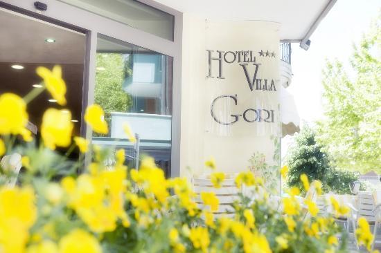 Hotel Villa Gori: L'entrata