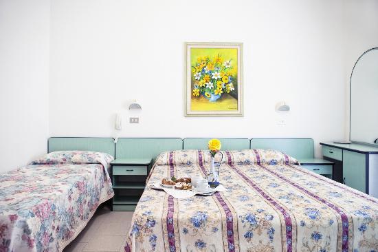 Hotel Villa Gori: Le camere