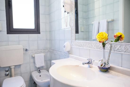 Hotel Villa Gori: Il bagno