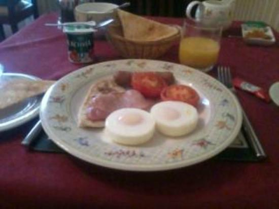 Cameron Guest House: Amazing breakfast!
