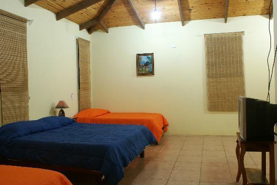 Hotel El Cacao: habitación grande