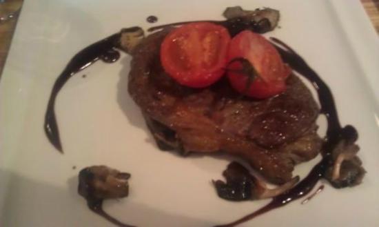 Papamacs: 28 day hung Ayrshire steak