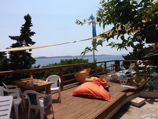 Diving Center Viking: Lounge Area