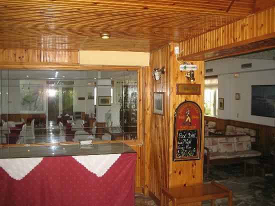 Lorenzo Hotel: Breakfast area