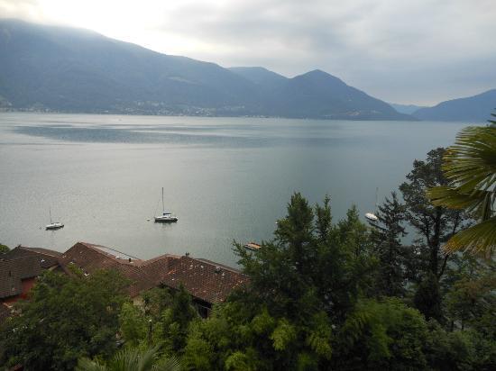 Hotel Arancio: vista sul lago