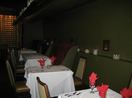 Olive Room: Very romantic atomosphere