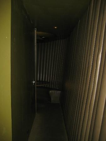 Olive Room: They have apecial rooms that you can reserve. This is a shot of the Mafia room.