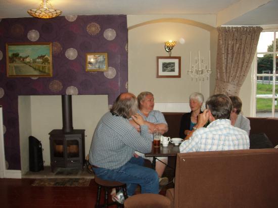 The Star Inn: locals